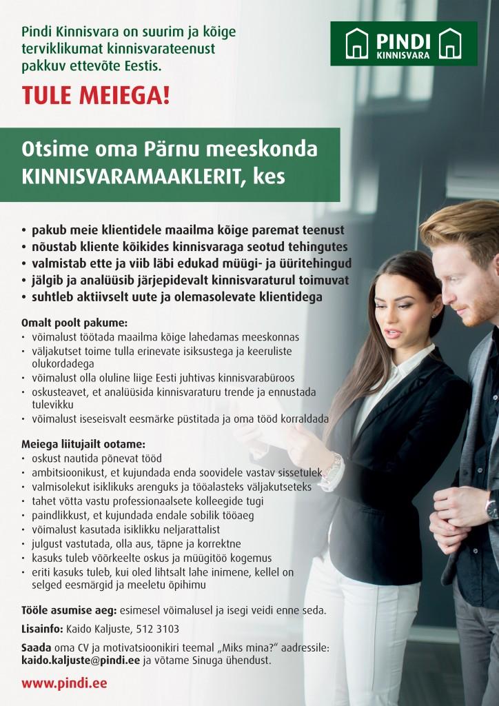 Pindi_töökuulutus_Pärnu-maakler_a3